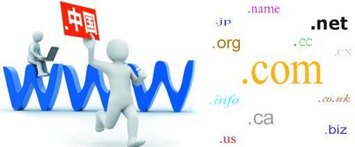 网站域名选择