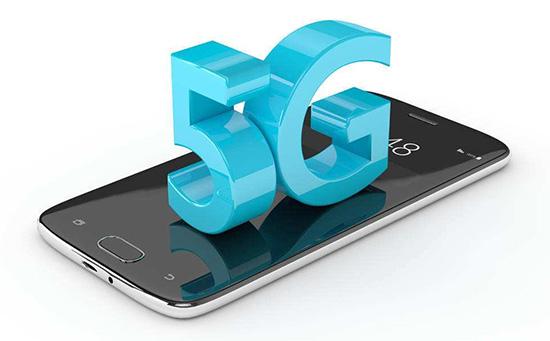 5G网络移动端